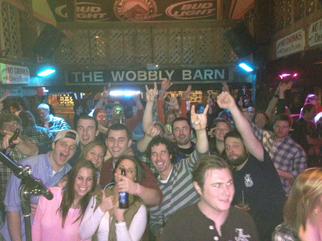 Awesome Time at Big Country Weekend at The Wobbly Barn in Killington, VT