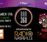 Sunday, March 17th, a special St. Patrick's Night Country Music Party at Resorts World in Jamaica, NY with NASH FM 94.3 and Radio Nashville