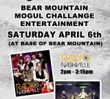 Saturday Afternoon, April 6th, Radio Nashville is headed to Mogul Weekend in Killington, VT at the base of Bear Mountain