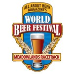 Saturday, May 21st @ All About Beer Magazine's World Beer Festival @ Meadowlands Racing & Entertainment