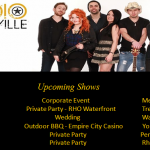 Some Upcoming Radio Nashville Events