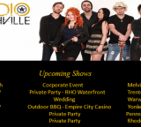 Some Upcoming Radio Nashville Events